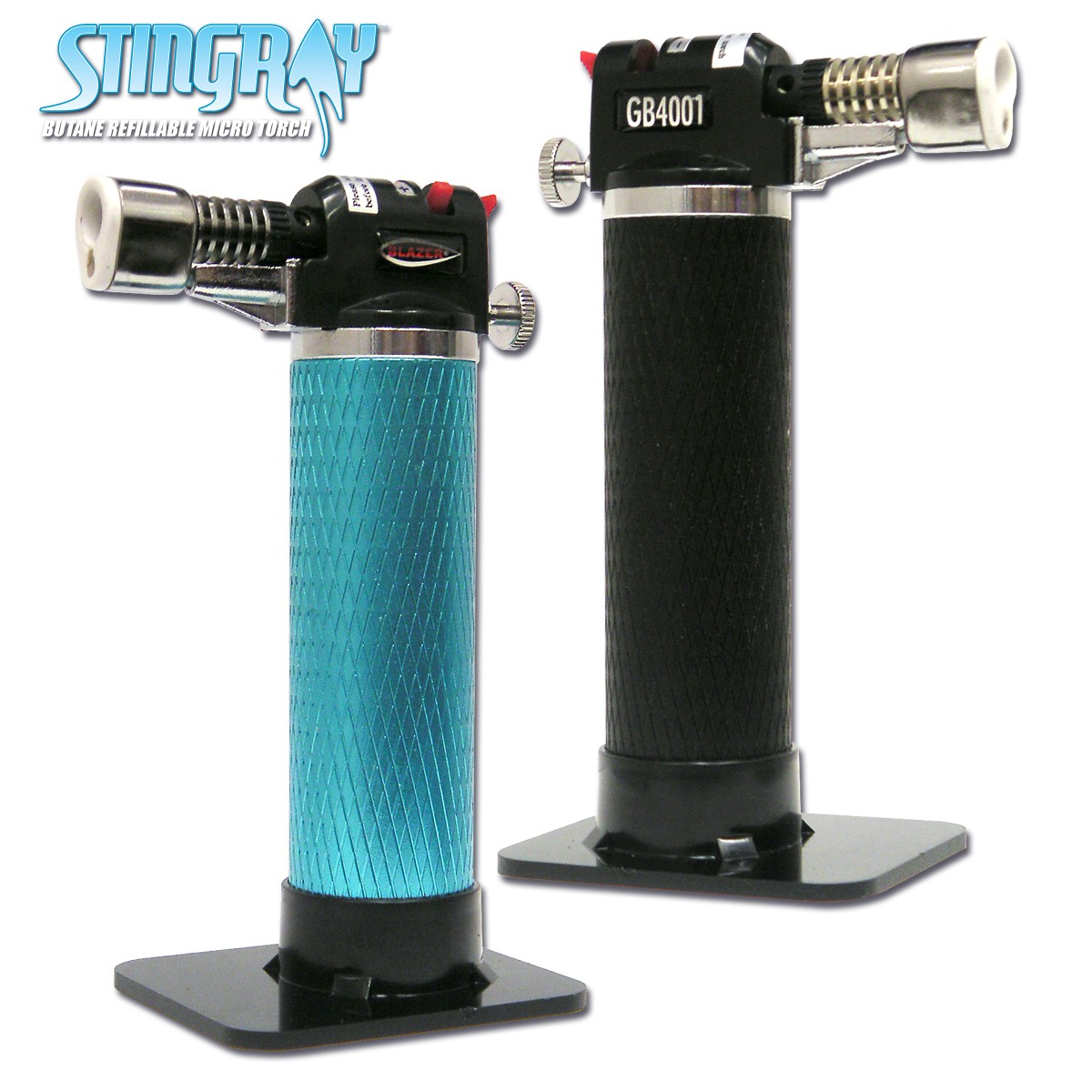 Black by Blazer Blazer GB4001 Stingray Butane Torch